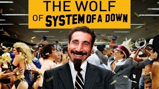 THE WOLF OF SYSTEM OF A DOWN