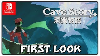 Cave Story+ Nintendo switch version... First Look Gameplay!♦ My Facebook - https://goo.gl/qH5yatⓒⓄⓃⓉⓇⒶⓃⒺⓉⓌⓄⓇⓀ