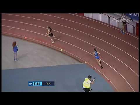 Η Καρκαλάτου από την Αργολίδα πρώτη στα 400 μέτρα! | 28/02/2020 | ΕΡΤ