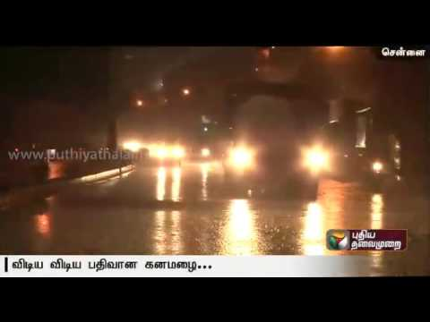Heavy-rains-throughout-the-night-in-Chennai-waterlogging-in-many-areas-affecting-traffic-flow