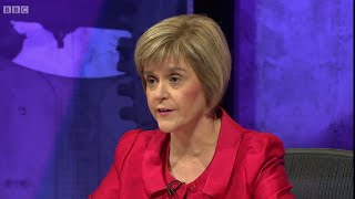 Scottish Independence Referendum Debate Edinburgh