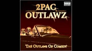 Tupac ft The Outlawz - The Komradz