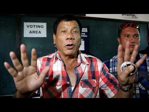Φιλιππίνες: Αδιαμφισβήτητο προβάδισμα Ντουτέρτε