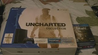 Sony Playstation 4 Unboxing and Review