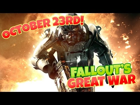 Great - Duck-n-cover, today's the pre-anniversary of the Great War from the Fallout games! See more http://www.dorkly.com Geek out with us... FACEBOOK: http://www.facebook.com/dorkly TWITTER: ...
