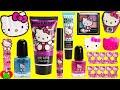 Download Lagu Hello Kitty MEGA Cosmetics Set and Surprises Mp3 Free