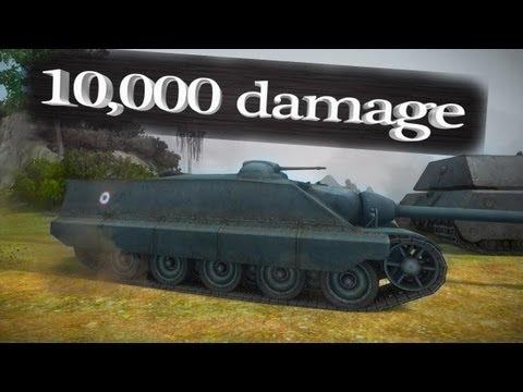AMX-50 Foch (155) - 10,000 damage