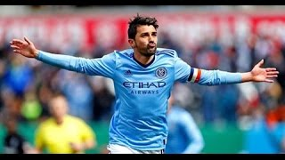 David Villa New York City FC Goals & Skills, music: Aero Chord - Warrior of the NightA Champions League winner with Barcelona and a World Cup champion with Spain, Villa has scored 41 goals in his two M.L.S. seasons. No player has scored more in that period.