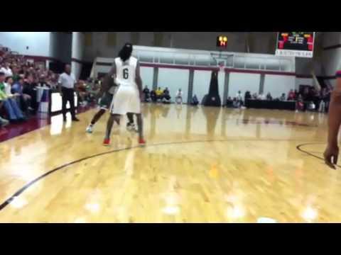 Video: Perk pretends he's a guard