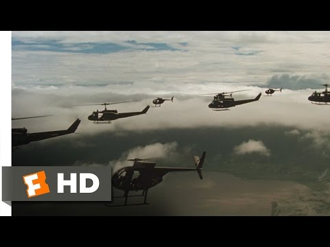 Ride Of The Valkyries - Apocalypse Now (3/8) Movie CLIP (1979) HD