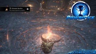 Dark Souls 3 - All Undead Bone Shard Locations (Ultimate Bonfire Trophy / Achievement Guide)