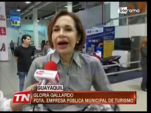Inició feria Guayaquil en Centro de Convenciones que estará hasta el domingo