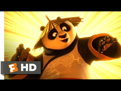 Kung Fu Panda 3 (2016) - I Am the Dragon Warrior Scene (10/10) | Movieclips