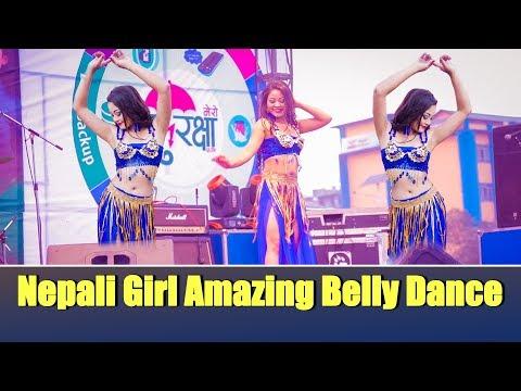 (Nepali Girl Amazing Belly Dance ( Binu Sakya ) - Duration: 3 minutes, 18 seconds.)