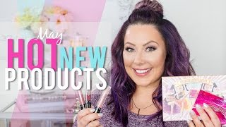 Hot New Products May | Makeup Geek by Makeup Geek