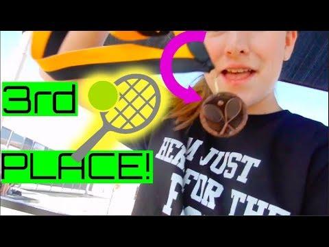 Tennis Tournament Vlog!