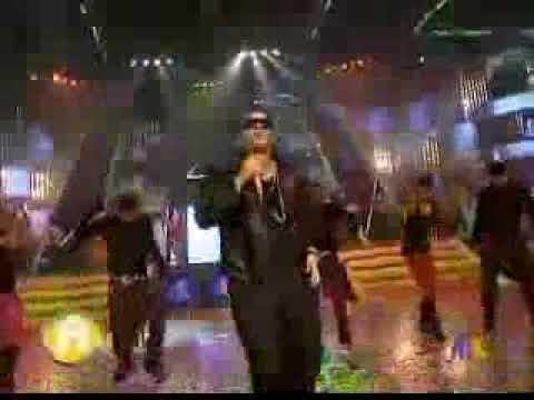 Daddy Yankee - Grito Mundial live en La Academia (Mexico) 2009