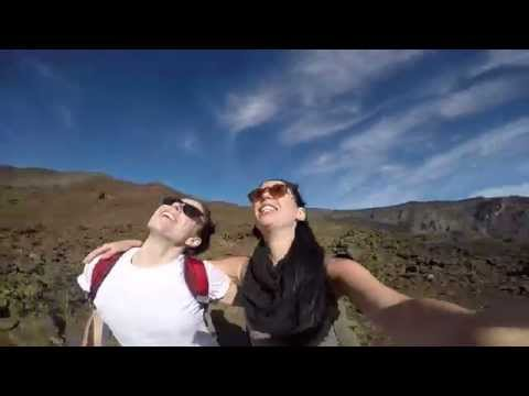 GoPro Travel Video: A Twirl Around the World- The Hawaii Episode