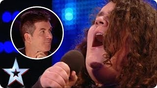 Video Simon Cowell TALKS TOO SOON! | Britain's Got Talent Unforgettable Audition MP3, 3GP, MP4, WEBM, AVI, FLV Desember 2018