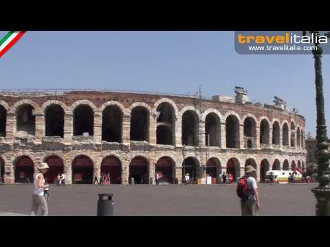 l'arena di verona, terzo anfiteatro d'italia