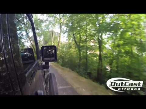 Hot Springs Mountain Scenic Road (видео)