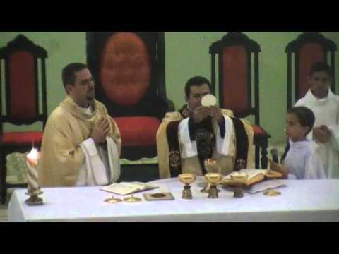 transmissao ao vivo santa missa 18 de janeiro tv patu