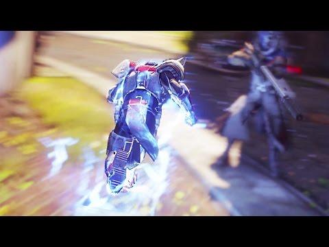 Destiny 2 Titan PvP Gameplay -  New