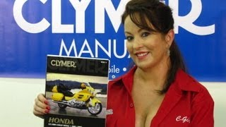 6. Clymer Manuals Honda GL1800 Goldwing Shop Service Repair Maintenance Troubleshooting Manual Video