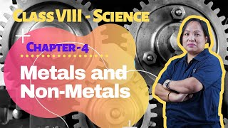 Chapter 4 - Materials - Metals and non-Metals