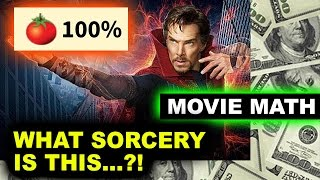 Box Office for Doctor Strange on Rotten Tomatoes, A Madea Halloween, Jack Reacher 2, Moonlight by Beyond The Trailer