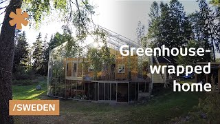 Video Family wraps home in greenhouse to warm up Stockholm weather MP3, 3GP, MP4, WEBM, AVI, FLV Desember 2018