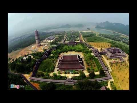 Explore VietNam - pagoda Bai Dinh, Ninh Binh