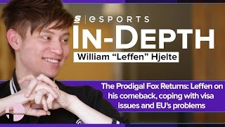 23 Minute Leffen Interview [TheScore Esports]