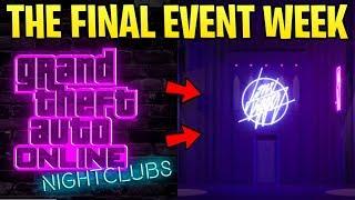 The FINAL Week Before the Nightclub DLC Releases in GTA Online