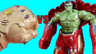 Video Ultimate Hulk Smash Vs. Infinity War Ultimate Infinity Gauntlet Part 2 + Imaginext Toys & Hulkbuster MP3, 3GP, MP4, WEBM, AVI, FLV November 2018