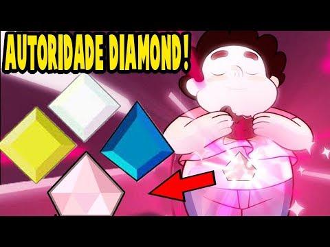 PINK STEVEN VAI ENTRAR PARA A AUTORIDADE DIAMOND!? (TEORIA STEVEN UNIVERSO)