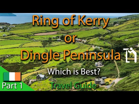 Drive the Ring of Kerry in a DAY | Top things to do | Ireland (1of2)