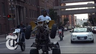 Riding With the 12 O'Clock Boys: Dirt Biking in Baltimore | Op-Docs | The New York Times - YouTube