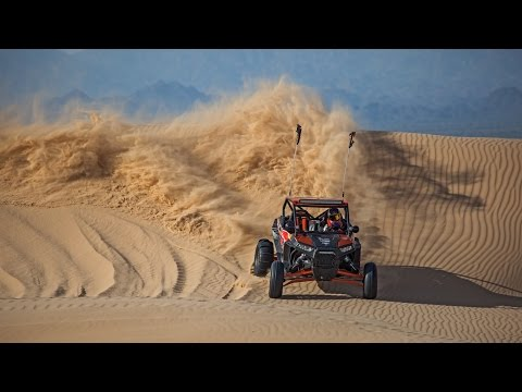 Ronnie Renner Tears Up Glamis Sand Dunes