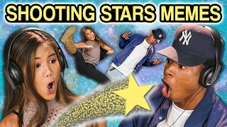 Video TEENS REACT TO SHOOTING STARS MEMES COMPILATION MP3, 3GP, MP4, WEBM, AVI, FLV Desember 2017