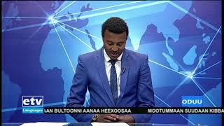 Oduu Afaan Oromoo,  guyyaa 15/03/2012|
