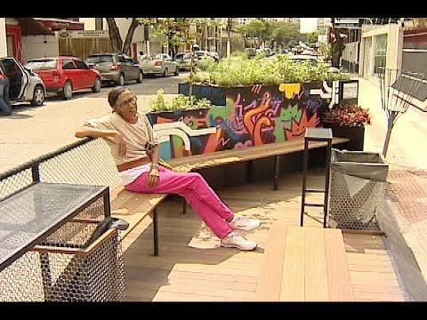 Parktlet: Praça coletiva em Vila Velha