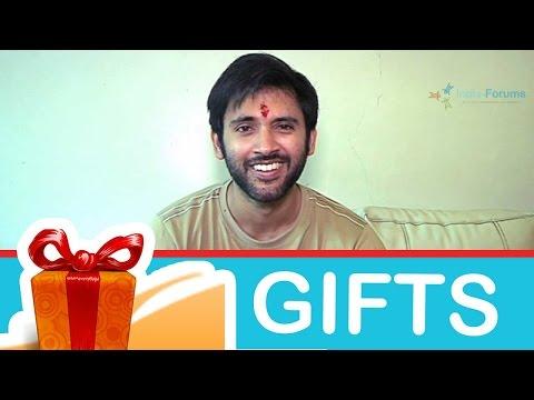 Mishkat Verma's gift segment