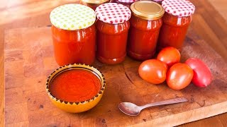 Como fazer ketchup caseiro