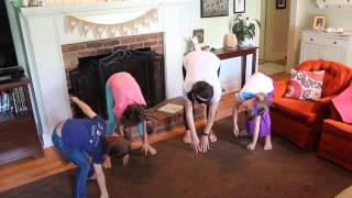 Video Kids Holy Yoga for KIDS' YOGA DAY 2016 MP3, 3GP, MP4, WEBM, AVI, FLV Oktober 2018
