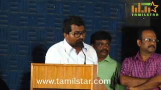Irumbu Kuthirai Movie Press Meet