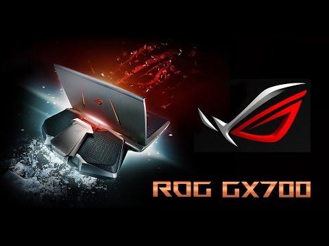 Видео обзор ноутбука Asus GX700