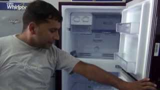 Watch out brief demonstration of Whirlphool Refrigerator carried out at Sony Exclusive (Flamingo Market, Hisar). Whirlphool has Refrigerators including Singl...