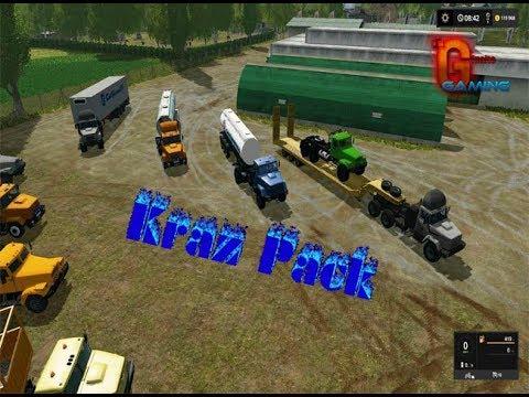 Kraz Pack v3.1.0