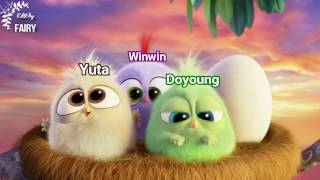 (Savage) Roommate Line STRIKE HAHAHAA. Just for fun. Original video credit to Angry Birds Channel. Edit by Fairy (IG @moontaeilnct). Please take out with ...